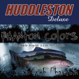 "[허들스톤] Phantom 6"" Trout - Huddleston Deluxe"