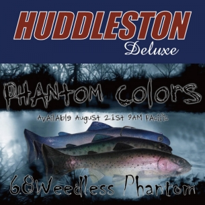 [허들스톤] Phantom 68 Weedless - Huddleston Deluxe