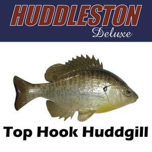 [허들스톤] Top Hook Huddgill - Huddleston Deluxe